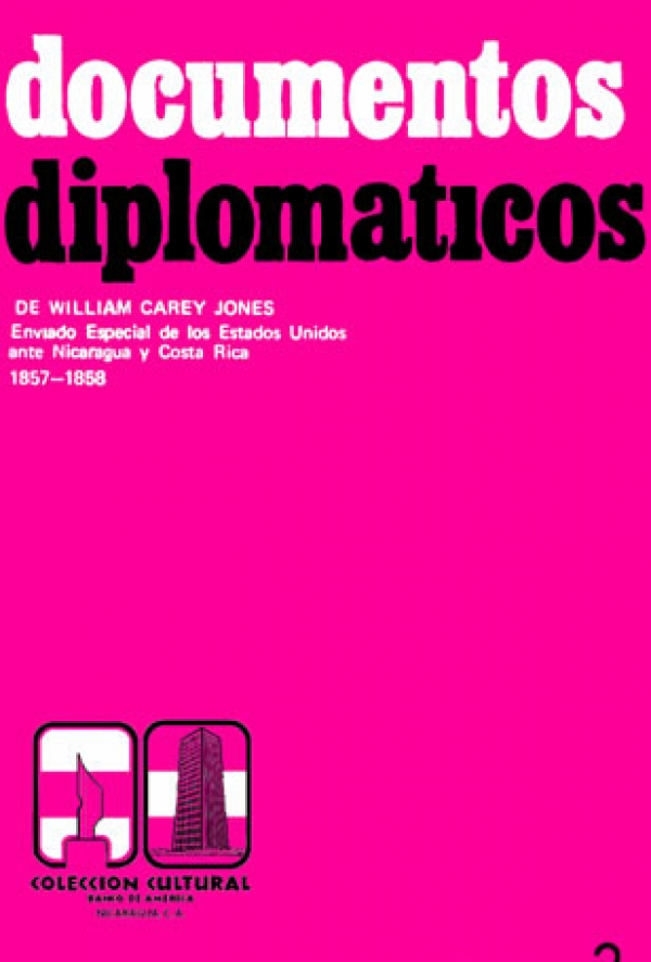 Documentos diplomáticos de William Carey Jones